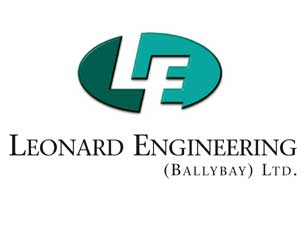 Leonard Engineering Logo